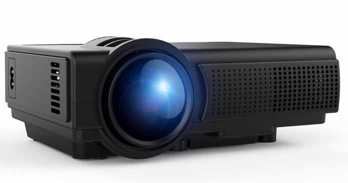 TENKER Q5 Projector at Amazon.com
