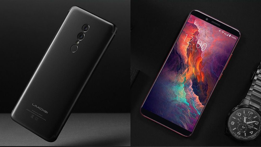 UMIDIGI S2 with 5100mAh Battery and Infinity Display in ...