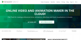 renderforest best online video and animation maker