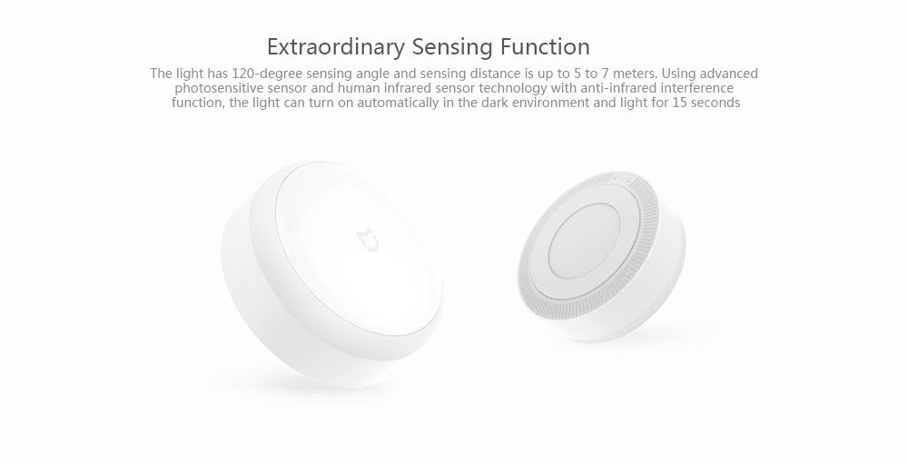 Xiaomi Mijia IR Sensor and Photosensitive Night Light