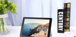 Chuwi SurBook Mini 2 in 1 Tablet PC For $249