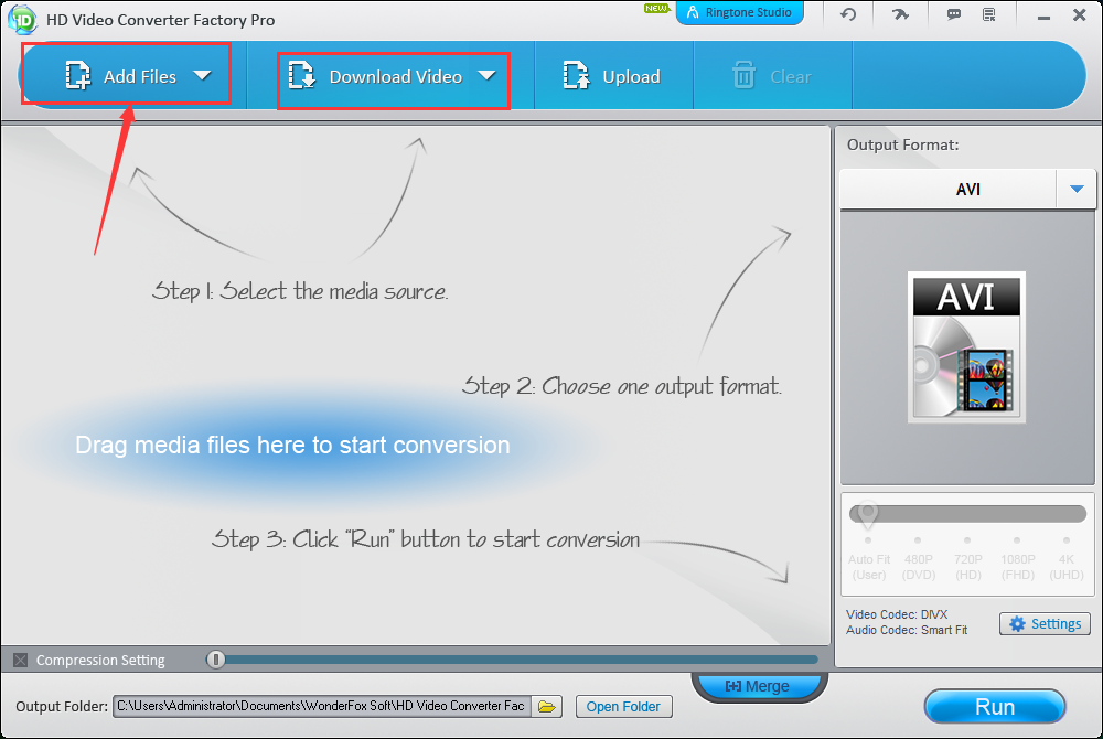How to Get HD Video Converter Factory Free 1