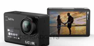 SJCAM Preparing For New SJ8 Pro