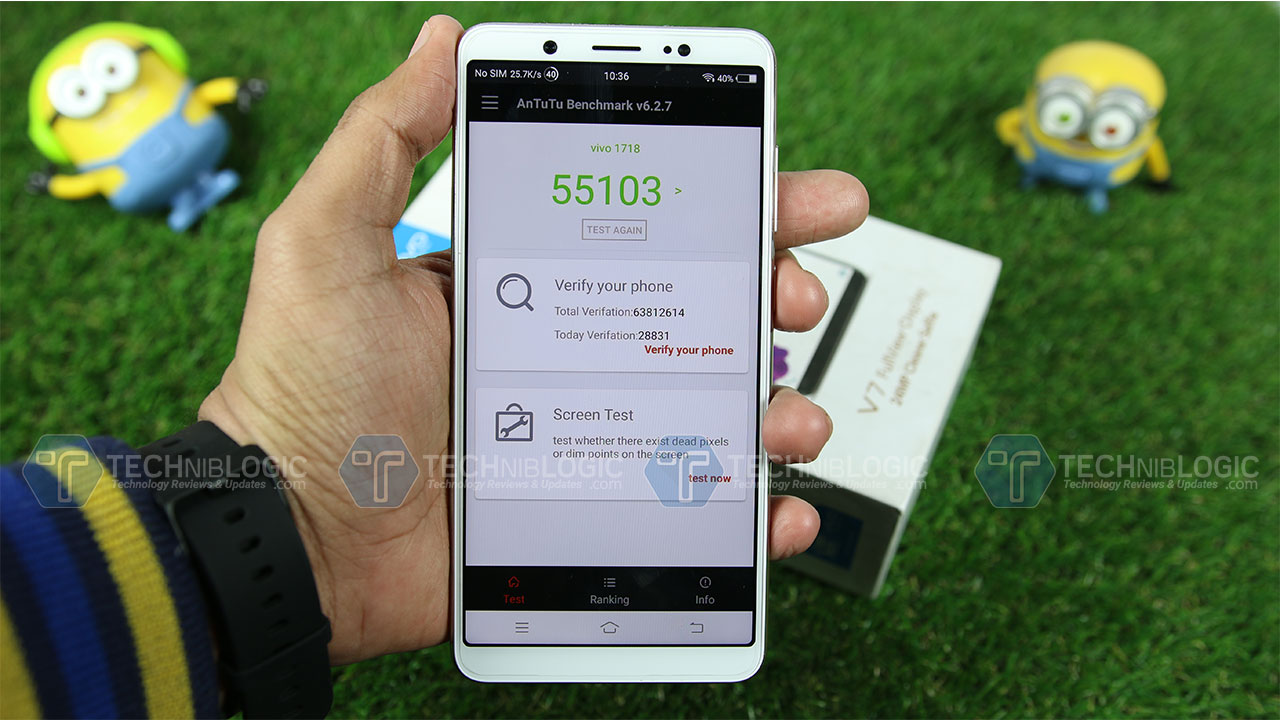 Vivo V7 Review: Infinity Display with Great Selfie 1
