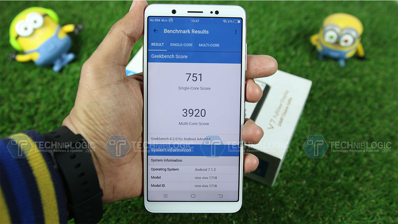Vivo V7 Review: Infinity Display with Great Selfie 2