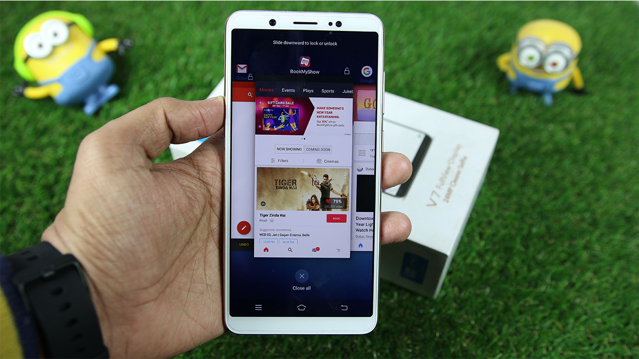 Vivo V7 Review: Infinity Display with Great Selfie 9