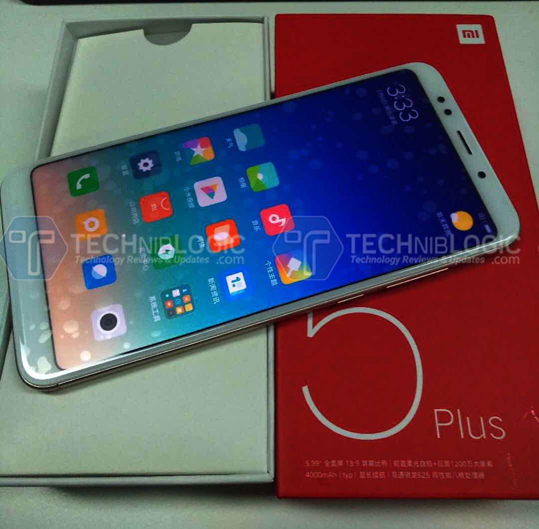 Xiaomi Redmi 5 Plus price, specifications, features ...