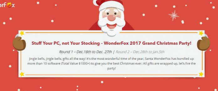 wonderfox giveaway cover