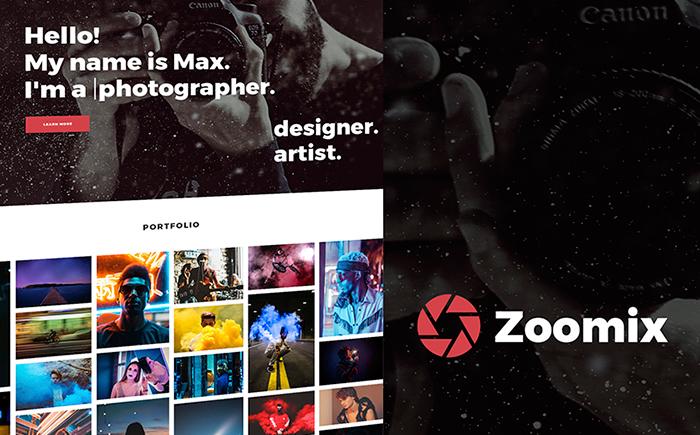 Zoomix Theme