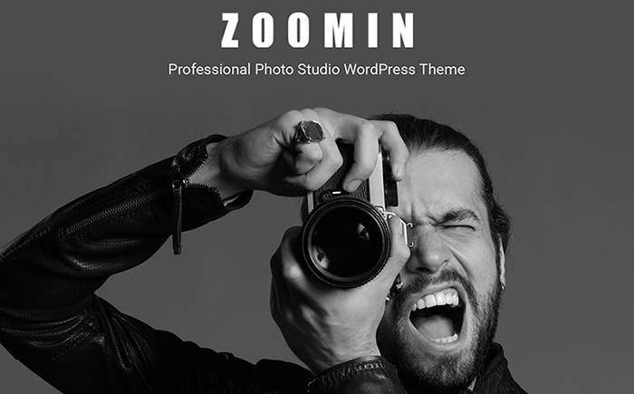 Zoomin Theme
