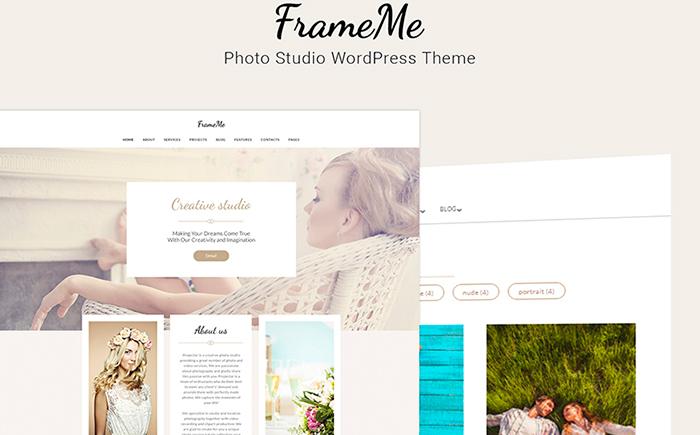 Frame Me Theme