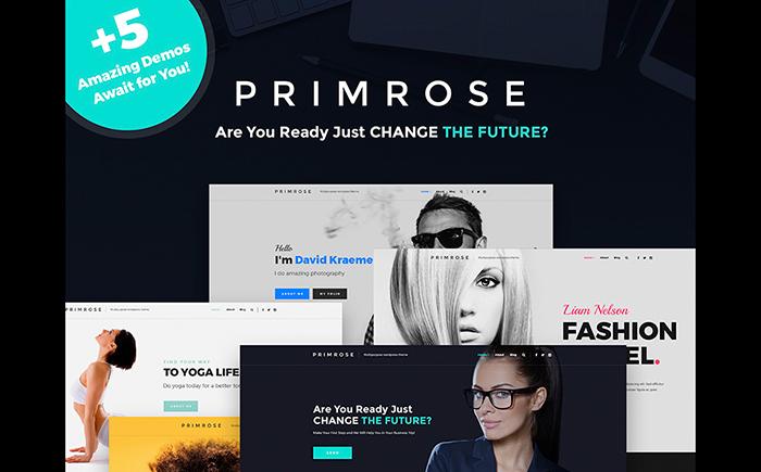 Primrose theme