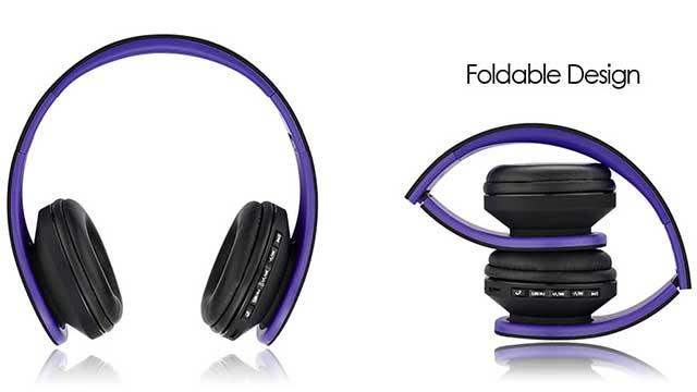 Andoer Bluetooth Headphone
