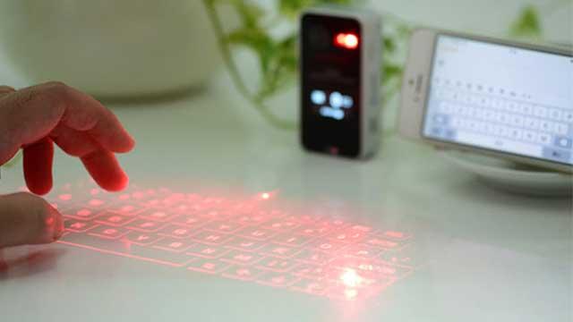 Wireless-Bluetooth-Laser-Projection-Keyboard