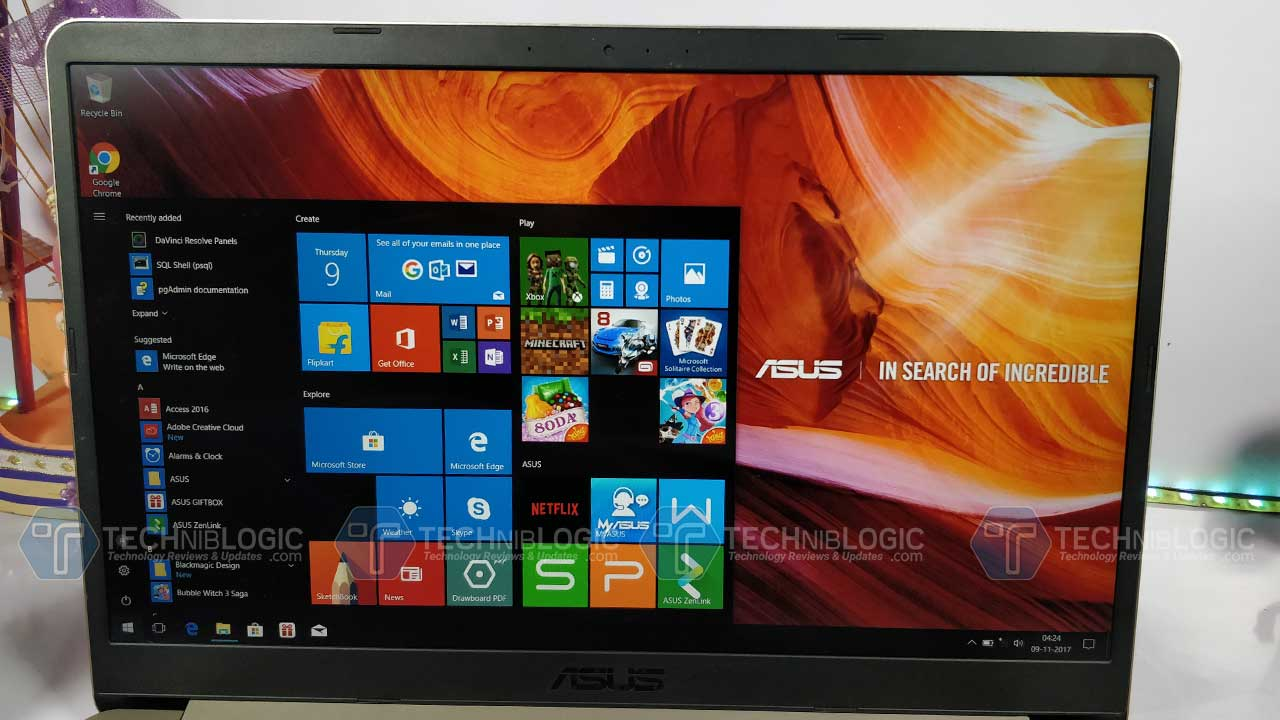 Asus-VivoBook-S510-U-Review-Front-Techniblogic
