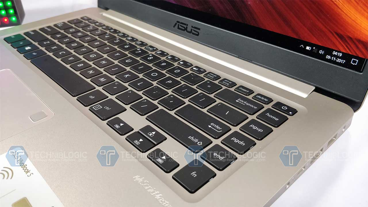 Asus-VivoBook-S510-U-Review-Keypad-Techniblogic