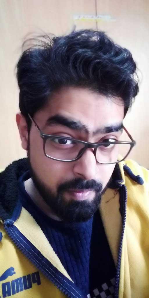 Infocus-Vision-3-Inddor-Selfie-Nishith-GuptaTechniblogic
