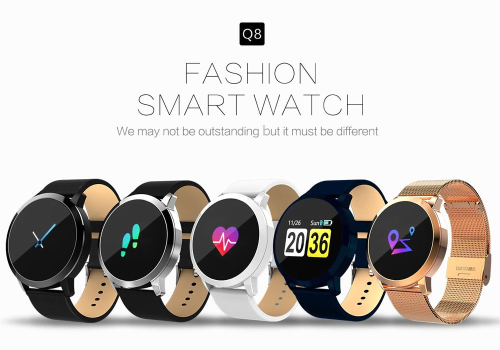 newwear q8 best smartwatch to buy in 2018 techniblogic. Black Bedroom Furniture Sets. Home Design Ideas