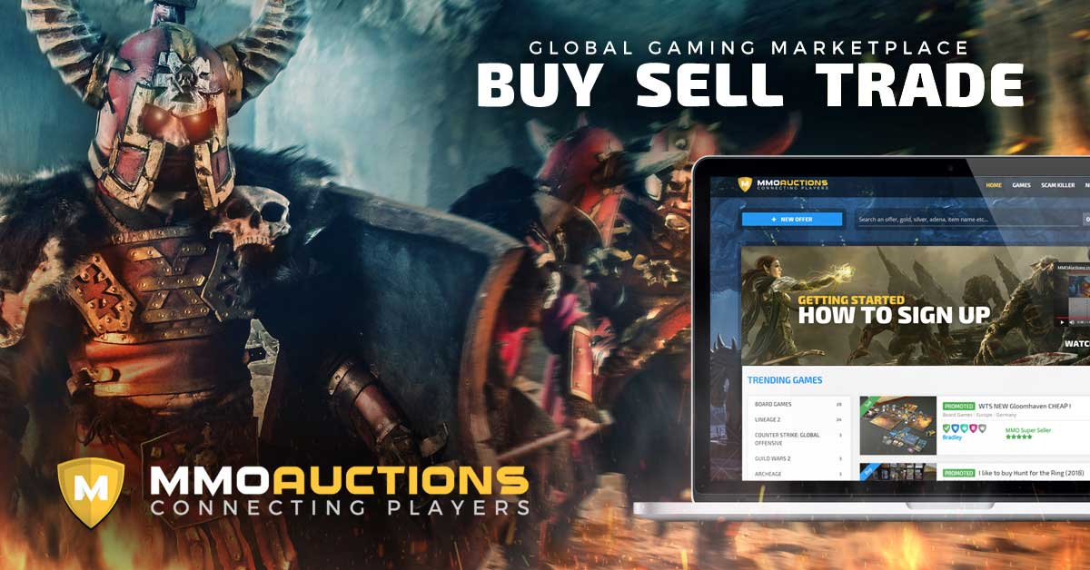 Safe-and-Responsive-Gamer-Marketplace