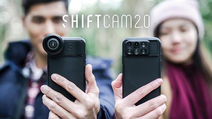 SHIFTCAM 2.0: 12 Quality Lens & 1 Sleek Phone Case