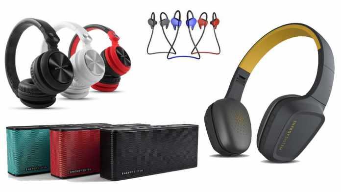 Energy Sistem Audio Product Portfolio launched in India