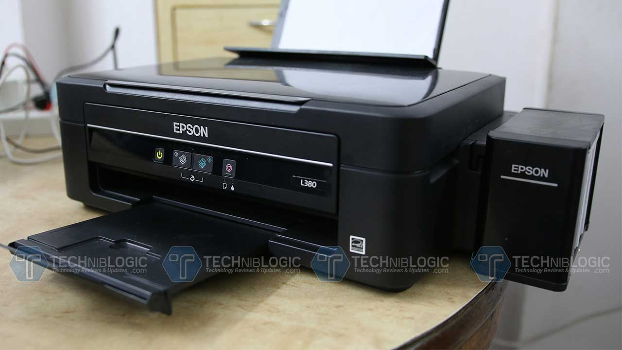 Epson L380 Review Best Home Colored Printer 2018