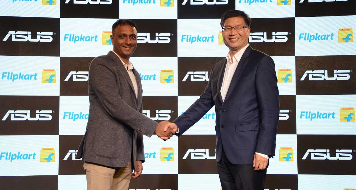 Flipkart Partners With Asus To Launch Smartphones Designed For Indians
