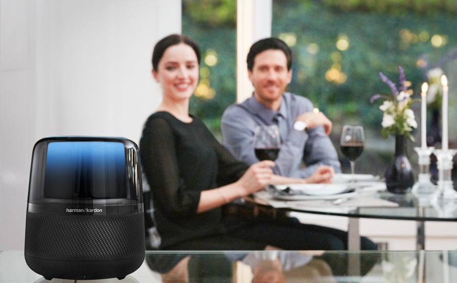 Harman Kardon Allure Wireless Speaker System with Amazon Alexa