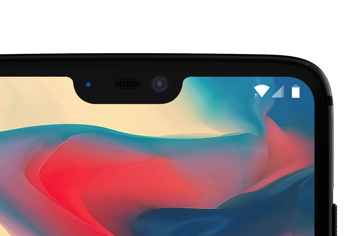 OnePlus 6 can't help copying iPhone X