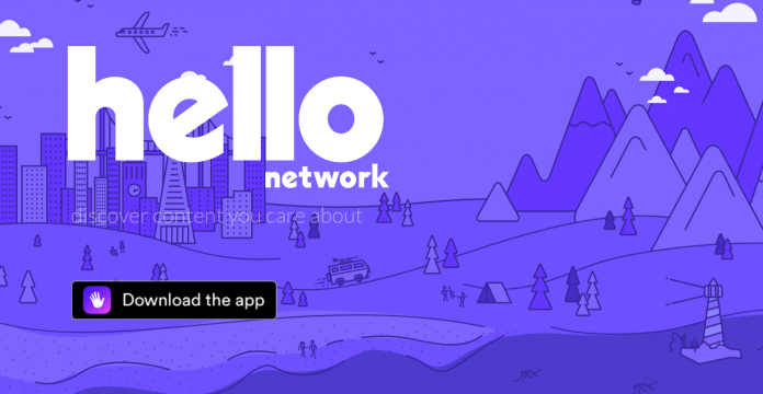 Orkut founder launched a New Social Media Named Hello