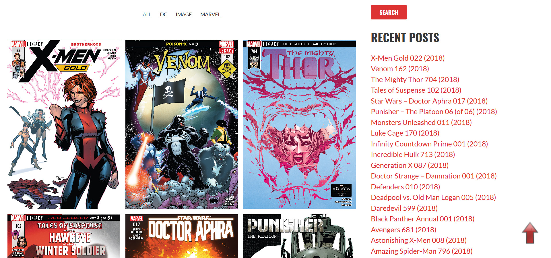 Best Place to Read Marvel Comics Online Free