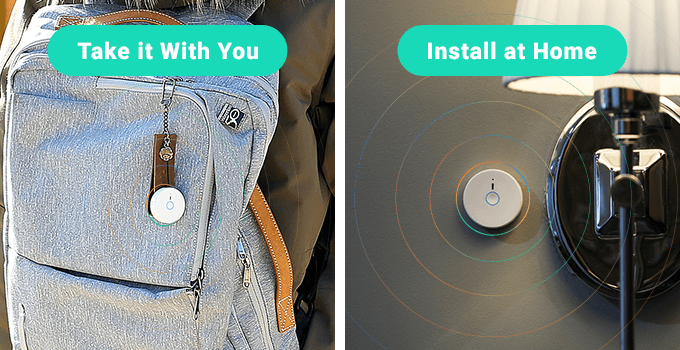 Sense - Smart Sensor with Push Alerts