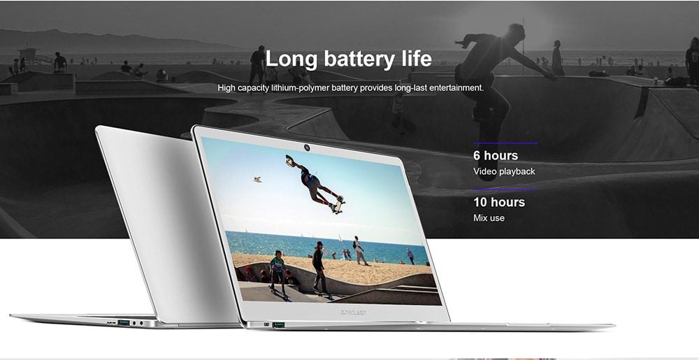 Teclast F7 Notebook  -  6GB RAM + 128GB SSD