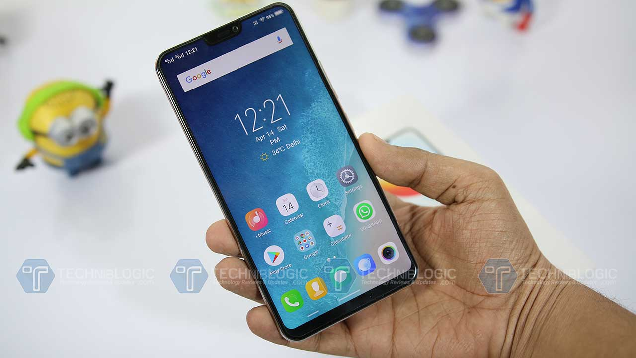 Vivo V9 Better and Smarter with A.I.