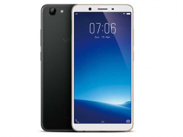 Vivo Y71 with 'Face Access', FullView Display