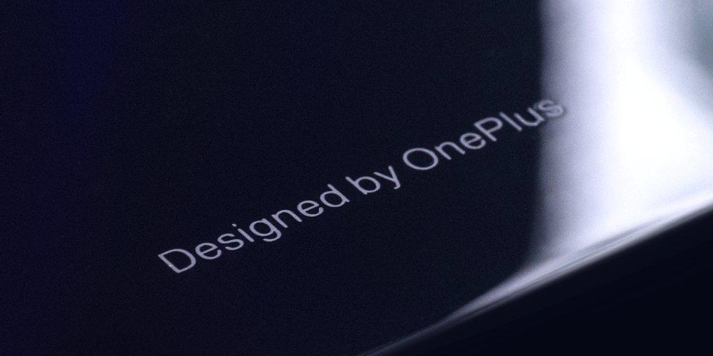 new materials. #OnePlus6