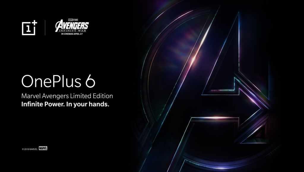 oneplus 6 launch