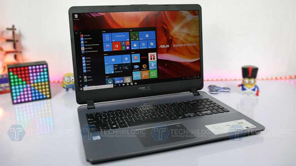 Asus VivoBook X507 Review