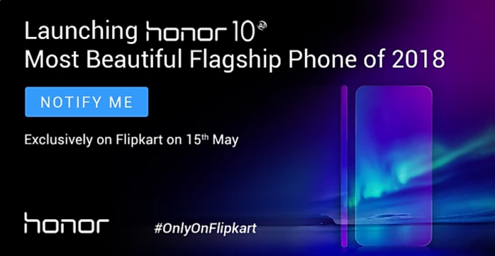 Huawei Honor 10 launching in India on May 15