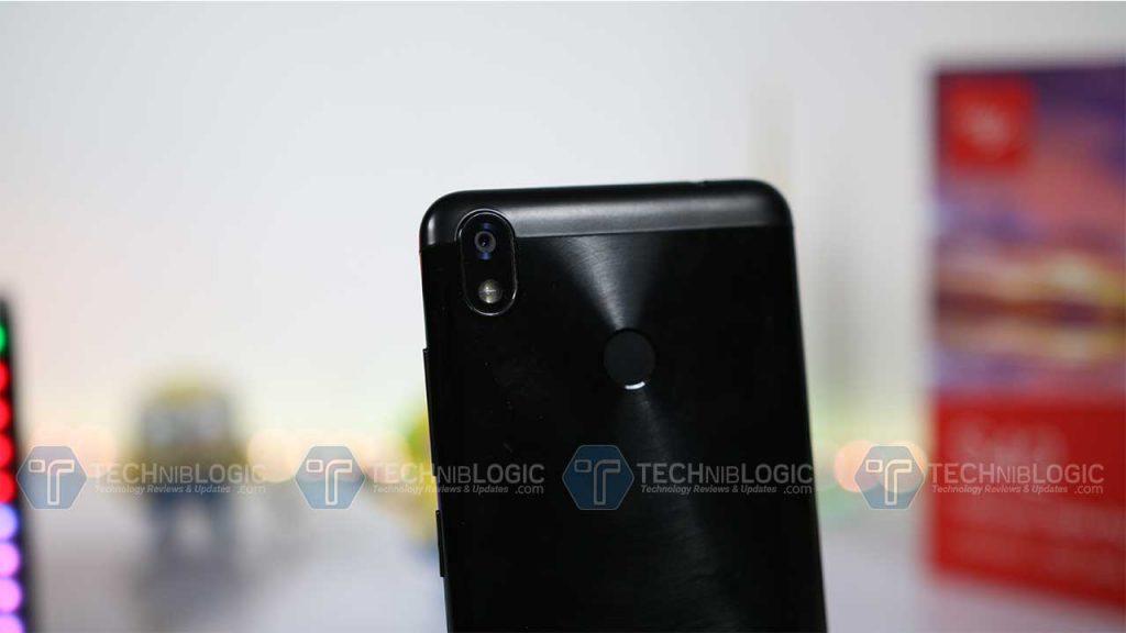 Itel-S42-back-camera-techniblogic