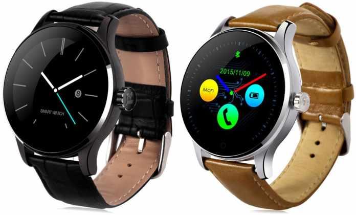 K88H Bluetooth Smart Watch Smartwatch