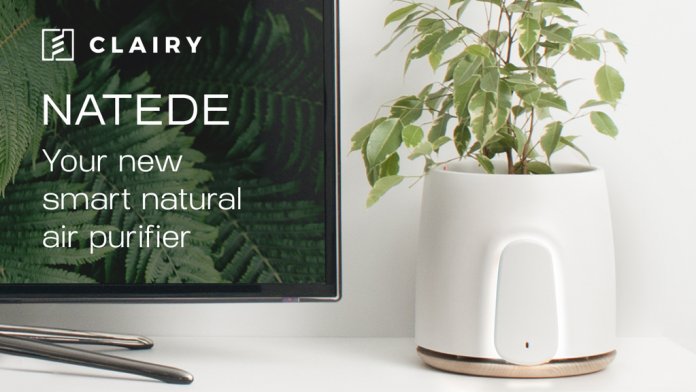 Natede is the Awesome Smart Natural Air Purifier That You Need