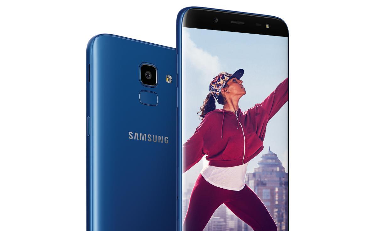 Samsung Galaxy J6 Galaxy J8 With Infinity Display