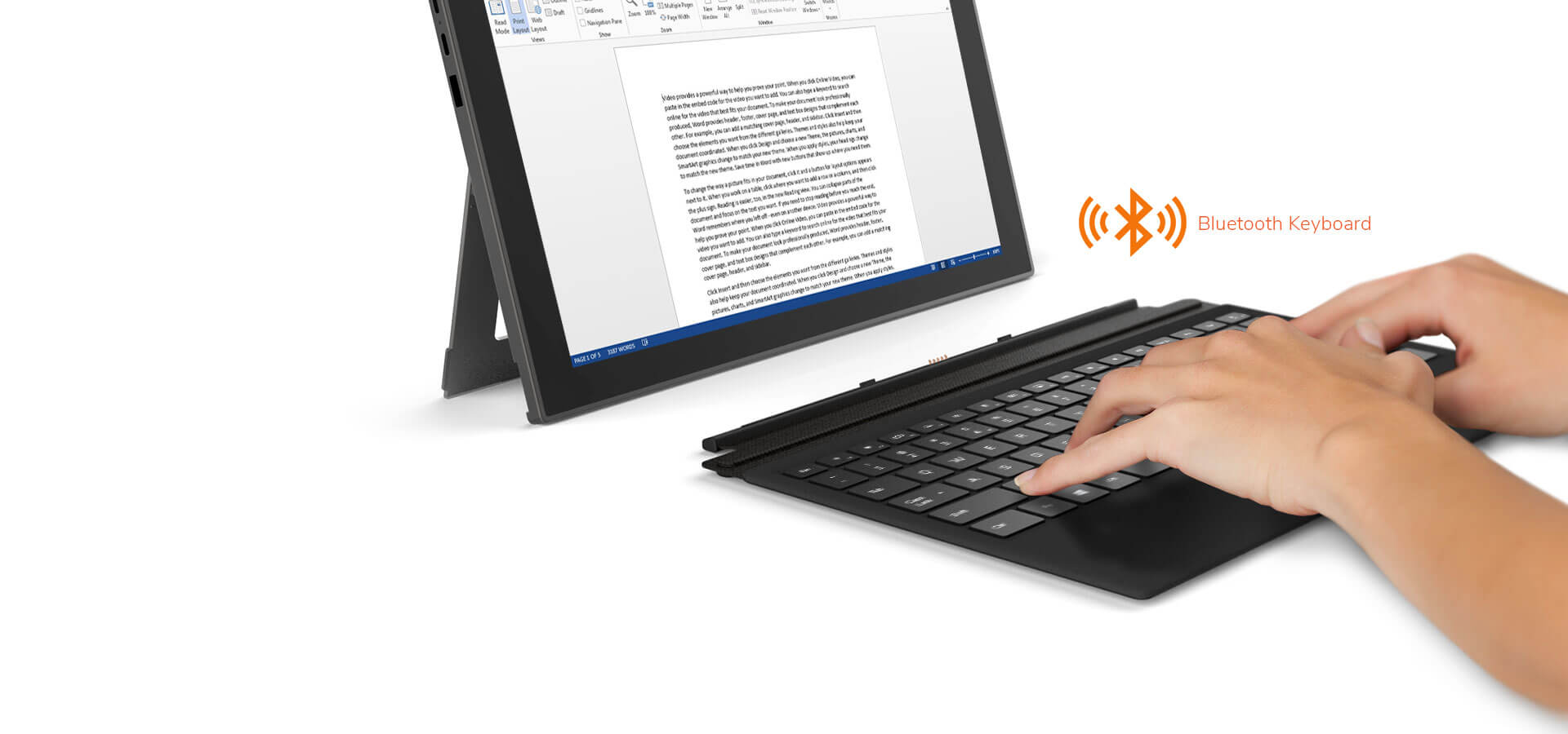 Smartron tbook Flex 2-in-1 Laptop Launched in India