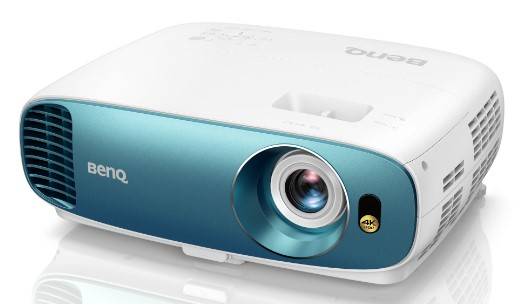 BenQ TK800 DLP sports projector with 4K support