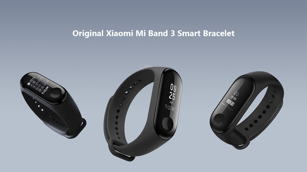 Buy Xiaomi Mi Band 3 Online with Free Shipping
