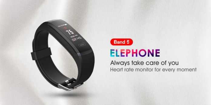 Elephone ELE Band 5 - Better than Xiaomi Mi Band 3