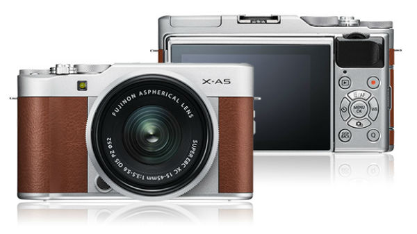 Fujifilm launches X-A5 mirror-less camera