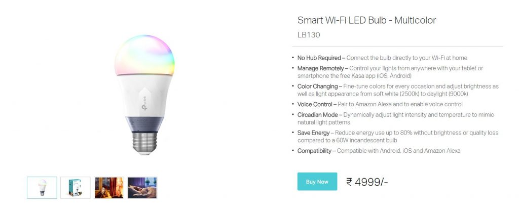TP-Link Smart Wi-Fi LED Bulb Review 1