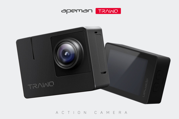 TRAWO by APEMAN -The Ultimate 4K Action Camera